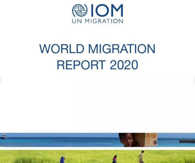 2020年世界移民报告:移民趋于年轻化